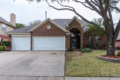 Flower Mound Single Family Home For Sale: 4225 Addington Place