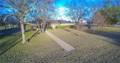 Seagoville Single Family Home For Sale: 1606 E Farmers Road