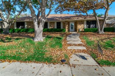 Plano Single Family Home For Sale: 3828 Santiago Drive