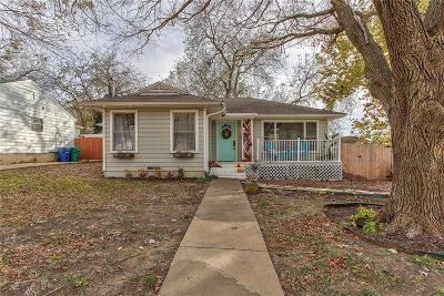 Mckinney Single Family Home For Sale: 1003 Largent Street