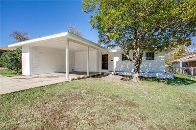 Dallas, Fort Worth Single Family Home For Sale: 1511 Cape Cod Drive