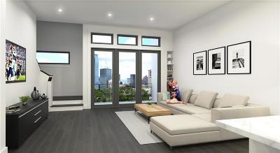 Dallas, Fort Worth Condo For Sale: 4222 Roseland Avenue #F
