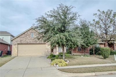 Little Elm Single Family Home For Sale: 2345 Evening Song Drive