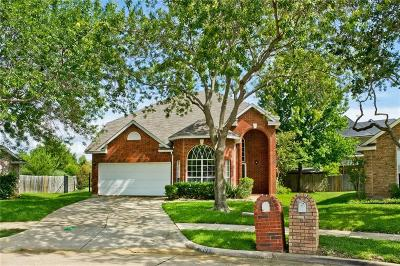Flower Mound Single Family Home For Sale: 1805 Armstrong Drive
