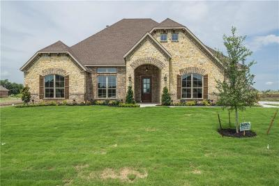 Waxahachie Single Family Home For Sale: 821 Reese Drive