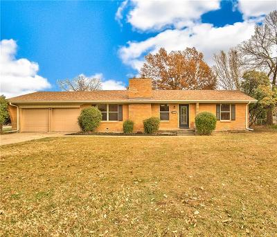 North Richland Hills Single Family Home Active Option Contract: 4508 Cummings Drive