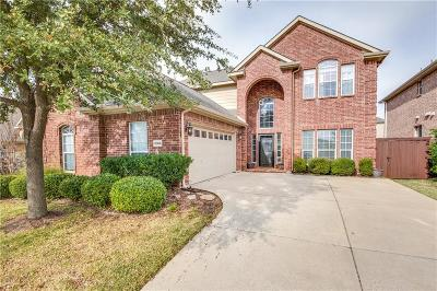 Mckinney Single Family Home For Sale: 8304 Elk Mountain Trail