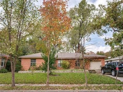 Dallas, Fort Worth Single Family Home For Sale: 2519 Loving Avenue