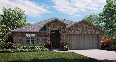 Single Family Home For Sale: 2019 Shawnee Trail