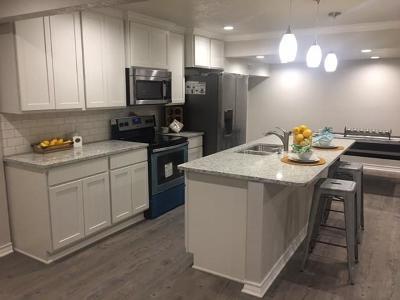 Abilene Single Family Home For Sale: 1726 N 10th