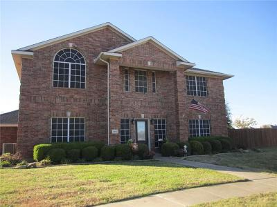 Mckinney Single Family Home For Sale: 3400 Almond Lane