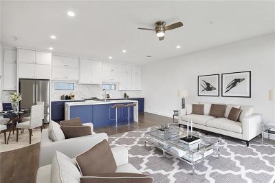 Dallas, Fort Worth Condo For Sale: 2307 N Carroll Avenue #2