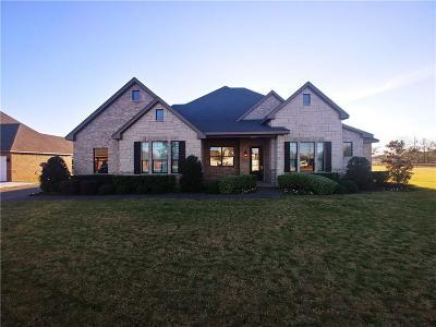 Joshua Single Family Home For Sale: 110 Scarlet Oaks Drive