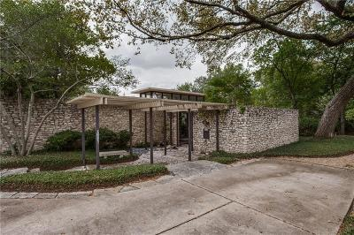 Single Family Home Active Option Contract: 4210 Manning Lane