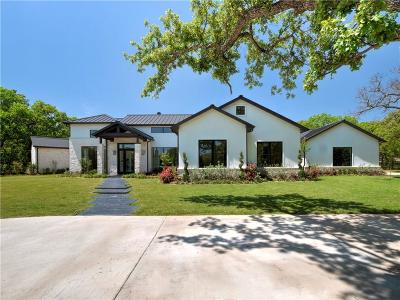Colleyville Single Family Home For Sale: 6230 Pool Road