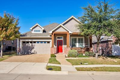 Mckinney Single Family Home For Sale: 5640 Hampshire Drive