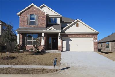 Anna Single Family Home For Sale: 1404 Crossvine Drive