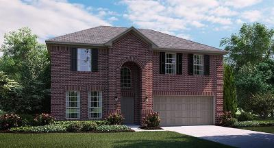 Anna Single Family Home For Sale: 1321 Crossvine Drive