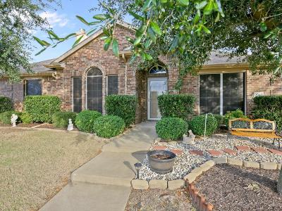 Rockwall Single Family Home For Sale: 2040 New Holland Drive