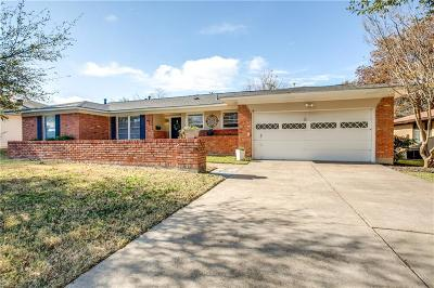 Dallas Single Family Home For Sale: 181 Easton Road