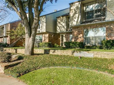 Dallas, Fort Worth Condo For Sale: 2535 Wedglea Drive #124
