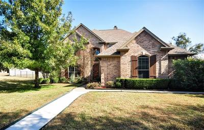 Mckinney Single Family Home For Sale: 207 Dove Creek