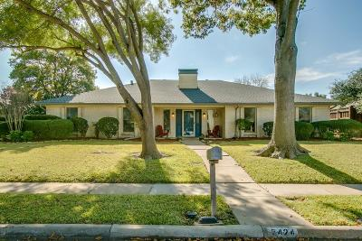 Plano Single Family Home For Sale: 2424 Coleshire Drive