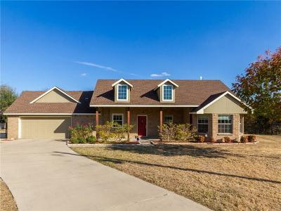 Weatherford Single Family Home For Sale: 395 Miramar Circle