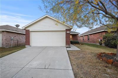 Fort Worth TX Single Family Home For Sale: $184,000