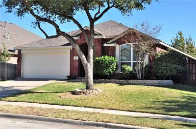 Single Family Home For Sale: 8116 Chamizal Drive