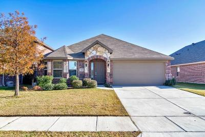 Little Elm Single Family Home For Sale: 2400 Eppright Drive