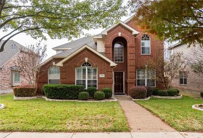 Rockwall Single Family Home For Sale: 1380 Misty Cove