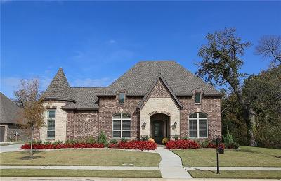 Flower Mound Single Family Home For Sale: 2812 Winding Path Way