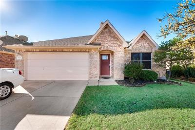 Little Elm Single Family Home For Sale: 2733 Dawn Spring Drive
