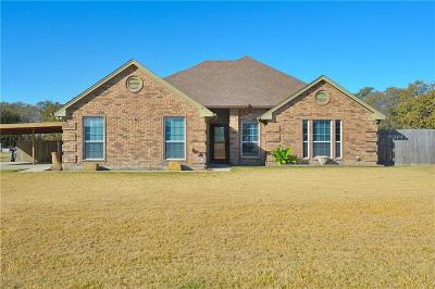 Weatherford Single Family Home For Sale: 145 Westend Lane