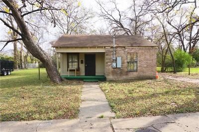 Dallas, Fort Worth Single Family Home For Sale: 2718 Exline Street