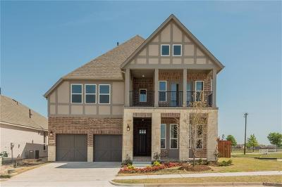 Mckinney Single Family Home For Sale: 6005 The Esplanade