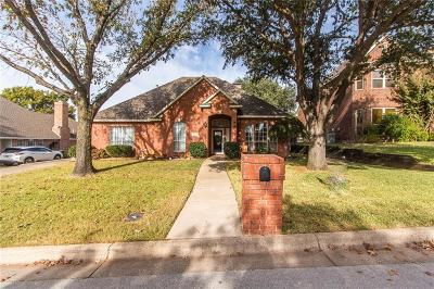 Hurst, Euless, Bedford Single Family Home Active Option Contract: 308 Brazil Drive
