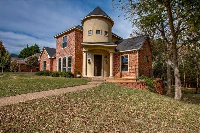 Rowlett Single Family Home For Sale: 9309 Nottingham Court