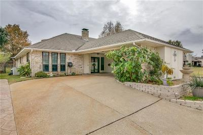 Rockwall Single Family Home For Sale: 3007 Harbor Drive