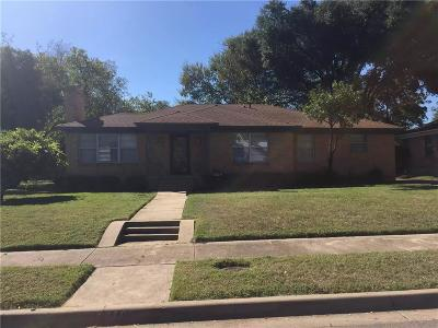 Dallas, Fort Worth Single Family Home For Sale: 2210 Dugald Place