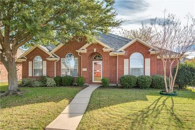 Frisco Single Family Home For Sale: 10611 Copperwood