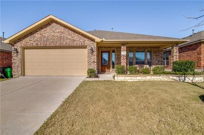 Melissa Single Family Home For Sale: 1106 Baylor Road