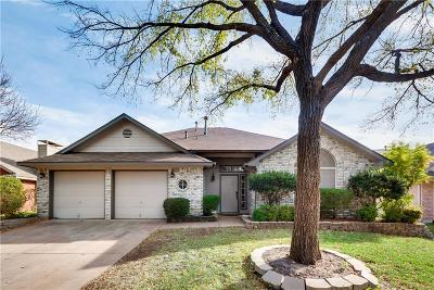 Fort Worth Single Family Home For Sale: 5428 Mormon Trail
