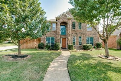 Frisco Residential Lease For Lease: 9775 Butterfly Trail