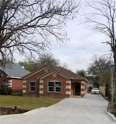 Dallas, Fort Worth Single Family Home For Sale: 618 Pemberton Hill Road
