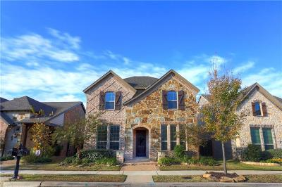 Arlington Single Family Home Active Option Contract: 1006 Lone Ivory Trail
