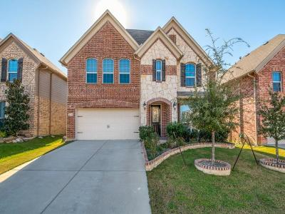 Little Elm Single Family Home For Sale: 2336 Ranchview Drive