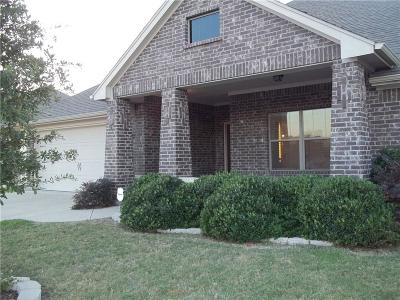 Benbrook Single Family Home For Sale: 4024 Palomino Drive