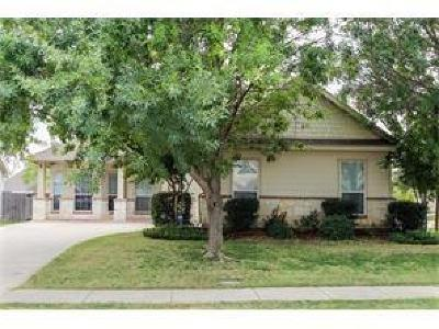 Mckinney Single Family Home For Sale: 9761 Water Tree Drive